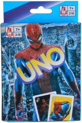 Infinxt Spiderman UNO Fun