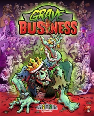 Minion Games Grave Business