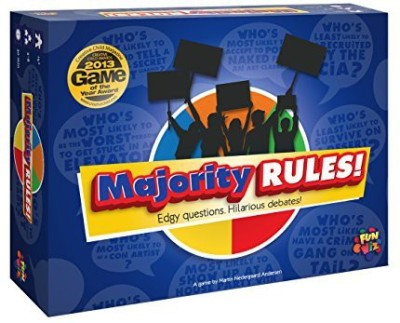FoxMind Games Majority Rules