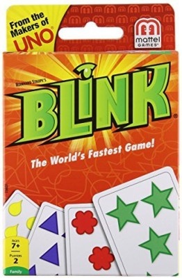 Mattel Games Blink The Worlds Fastest Game