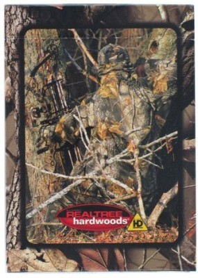 Bicycle United States Playing1002976 Realtree Hardwoods Camouflage