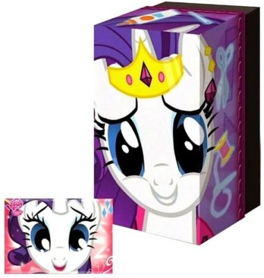EnterPlay My Little Pony Collectible Rarity Collector,S Box