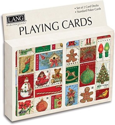 Perfect Timing Puzzles Lang Christmas Past Playing Tim Coffey (Set Of 2)