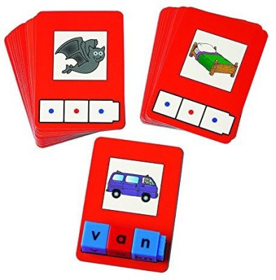 Didax Educational Resources Didax Unifix Cvc Word Building
