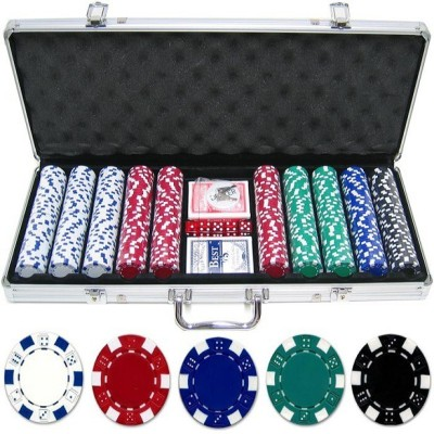 Protos 500 Poker Chips Casino Counters