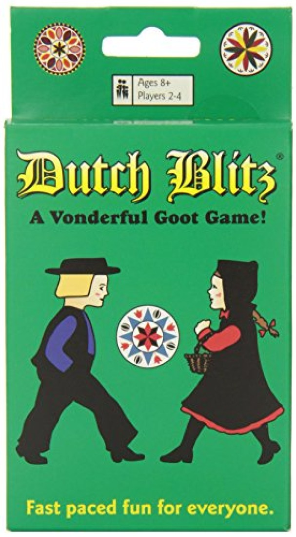 Dutch Blitz Wonderful Goot Game