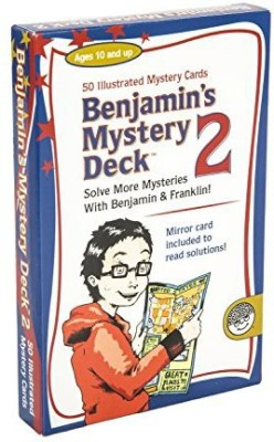 MindWare Benjamin,S Mystery Deck 2