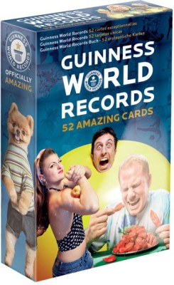 That Company Called IF 52 Guinness World Records Cards (2016)