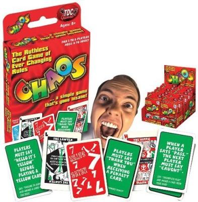 TDC Games Chaos