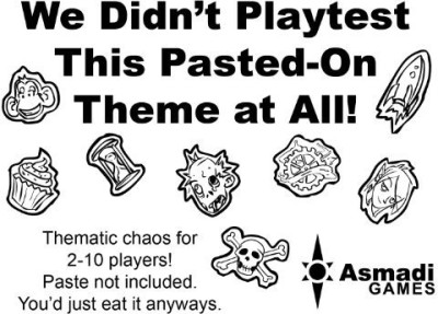 Asmadi Games We Didn,T Playtest This Pastedon Theme At All