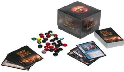 New LIne Productions Inc Lord Of The Rings Trading Deluxe Starter Set