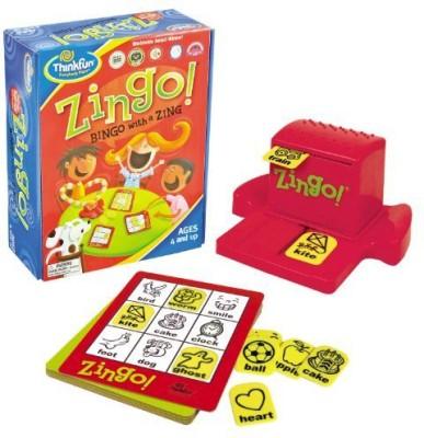 Think Fun Thinkfun Zingo
