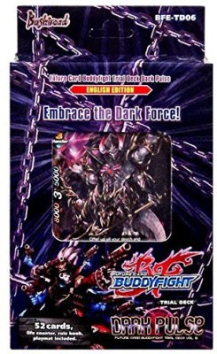 Buddyfight Future Bfetd06 Dark Pulse Trial Deck