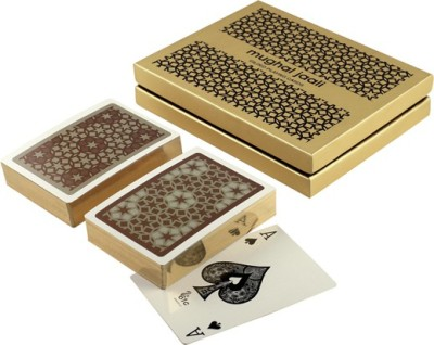 61c Mughal Jaali Playing Cards (Set of 2)