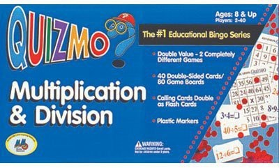 WorldClass Learning Mtrls Multiplication/Division Quizmo