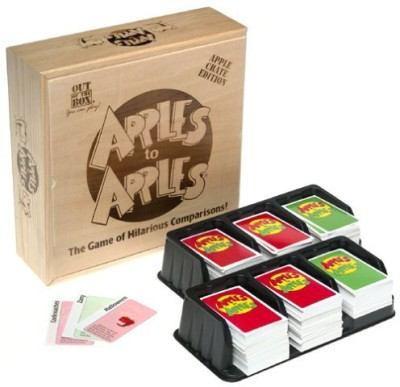 Out of the Box Apples To Apples Party Crate