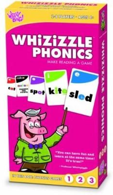 Whizizzle Phonics Make Reading a Game