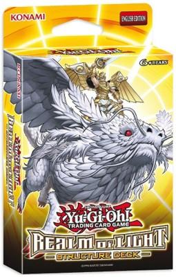 Konami Yu-Gi-Oh! TCG: Realm of Light Structure Deck