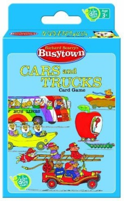 Wonder Forge Mens Richard Scarry,S Busytown Cars And Trucks