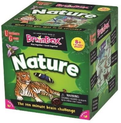 Brain Box Brainbox For Kids Nature