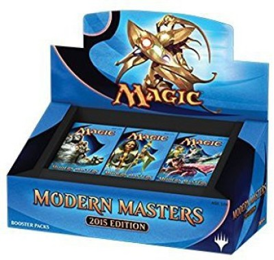 Magic: the Gathering Mtg Modern Masters 2015 Booster Box