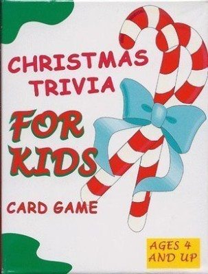Chicago Toy & Gift Christmas Trivia For Kids Ages 4+