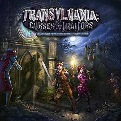 WIBAI Games Transylvania Curses & Traitors