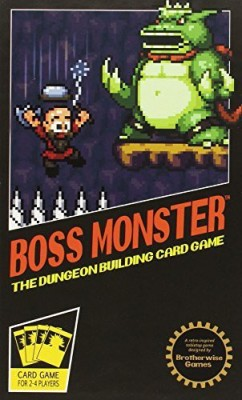 Brotherwise Games Boss Monster The Dungeon Building
