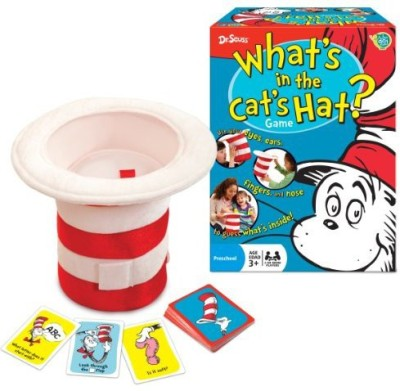 Wonder Forge Dr Seuss What,S In The Cat,S Hat?