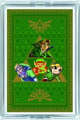 Nintendo 1 X The Legend Of Zelda Playing(Japan Import)