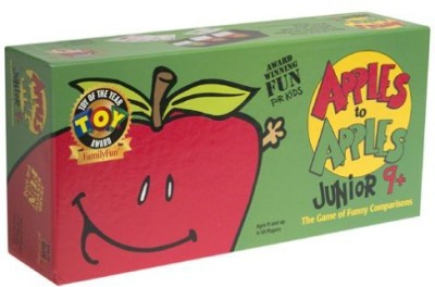 Out of the Box Apples To Apples Junior 9+