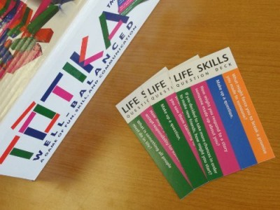 Open Spaces, LLC Totika Life Skills Deck