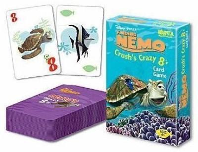 Briar Patch Finding Nemo Crush Crazy 8