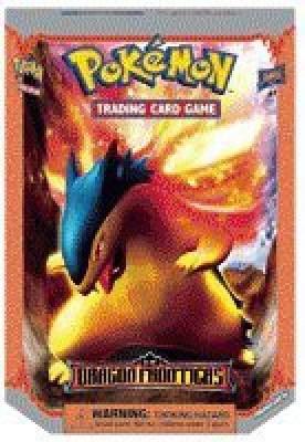 Pokemon Trading Ex Dragon Frontiers Theme Deck Shadow Blaze