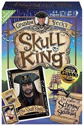 Grandpa Beck's Games Grandpa Beck,S Skull Kingthe Of Scheming And Skulkingthe