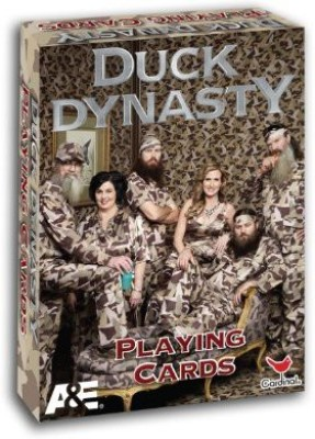 Duck Dynasty Playing Styles May Vary