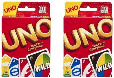 Mattel Lantern UNO Card Game by Mattel