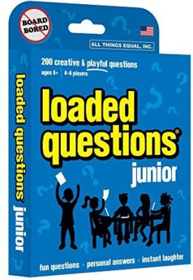 All Things Equal, Inc. Loaded Questions Junior