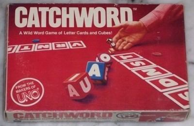 International Games, Inc. Catchword A Wild Word Of Letterand Cubes