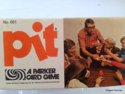 Parker Brothers Pit Frenzied With Bell 1973