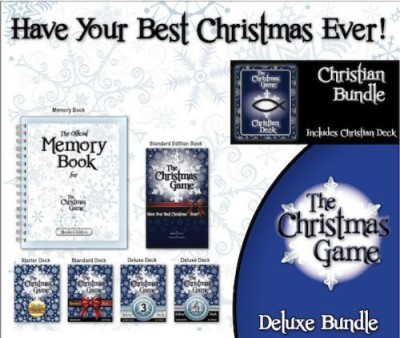 The Christmas Game Christmas Deluxe Christian Bundle