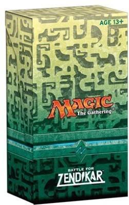 Magic: the Gathering Mtg Battle For Zendikar Prerelease
