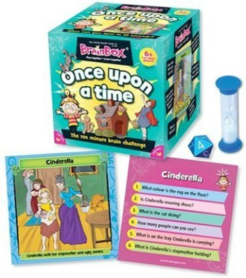 Brain Box Brainbox For Kids Once Upon A Time