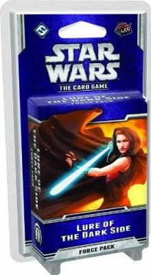 Fantasy Flight Games Star Wars Lcg Lure Of The Dark Side Force Pack