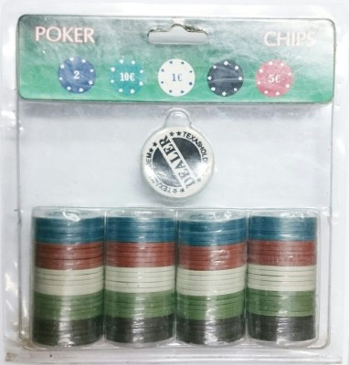 Party Poker Chips100pcs