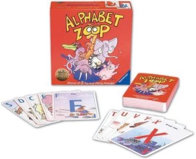 Ravensburger Alphabet Zoop Children,S
