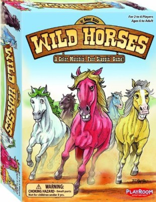Playroom Entertainment Wild Horses