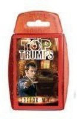 Top Trumps Dr Who Red Pack