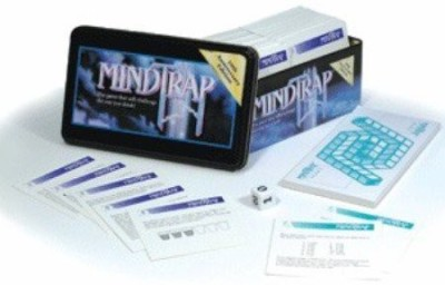 MindTrap Games, Inc. Mindtrap It Will Challenge The Way You Think