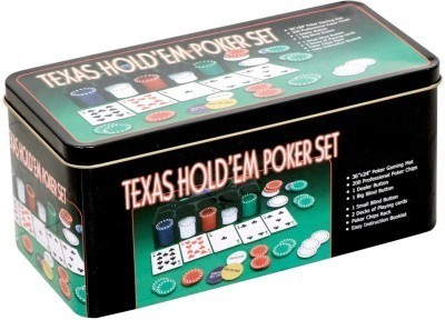 GoodsBazaar Texas Hold,Em Poker Set